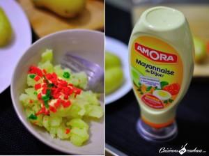 amora-300x224 - Des idées de recettes avec les produits Amora à nous proposer pour ce soir?