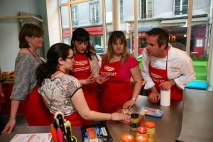 IMG_5592-Copier--300x200 - Atelier Amora avec 750 grammes : cuisinons la mayonnaise... à chaud!
