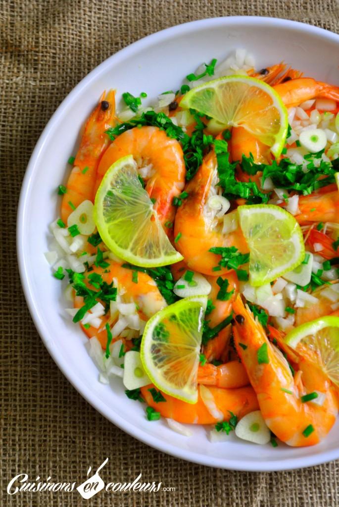 DSC_0200-1-685x1024 - Crevettes rôties à l'ail et sa mayonnaise maison