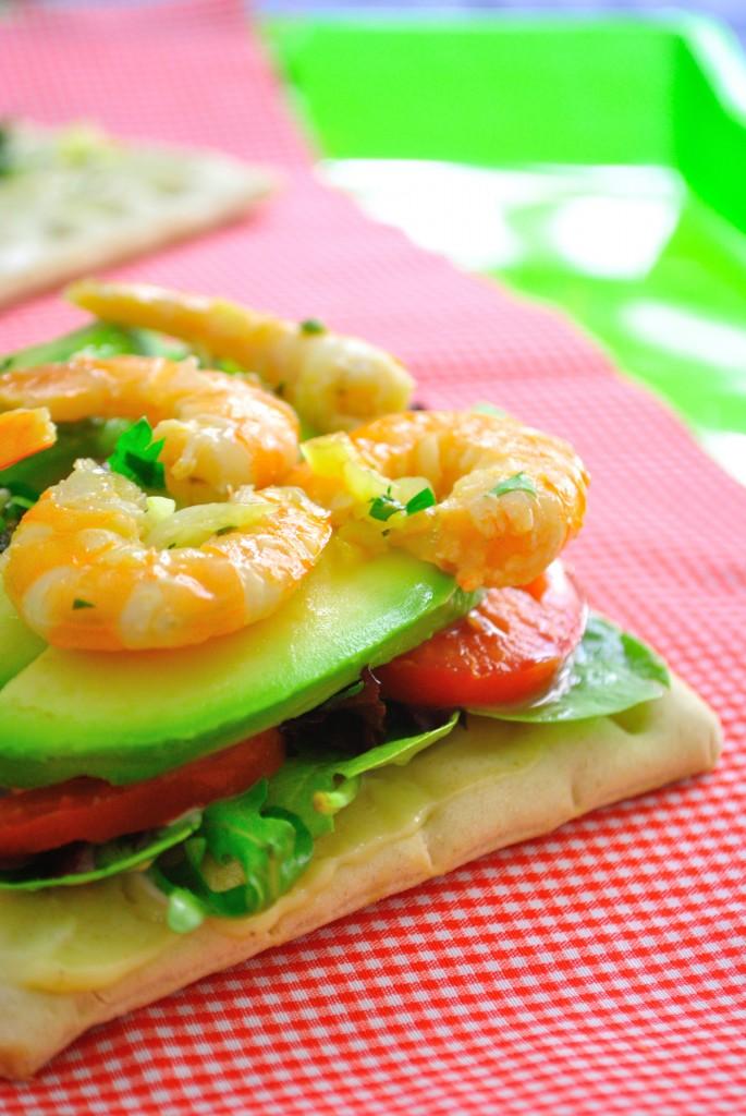 DSC_0363-685x1024 - Sandwich aux crevettes avec les pains suédois reçus dans la box Gastronomiz!