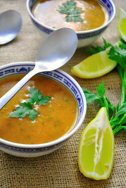 DSC_04321 - Harira, la soupe traditionnelle marocaine