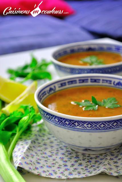harira1 - Ramadan : Les 12 recettes incontournables