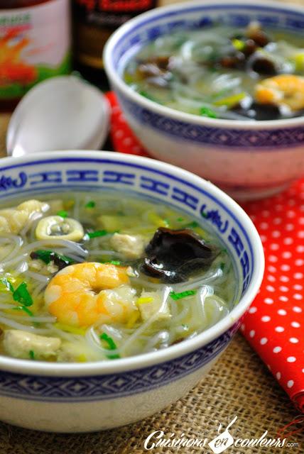 soupe-chinoise1 - Ramadan : Les 12 recettes incontournables