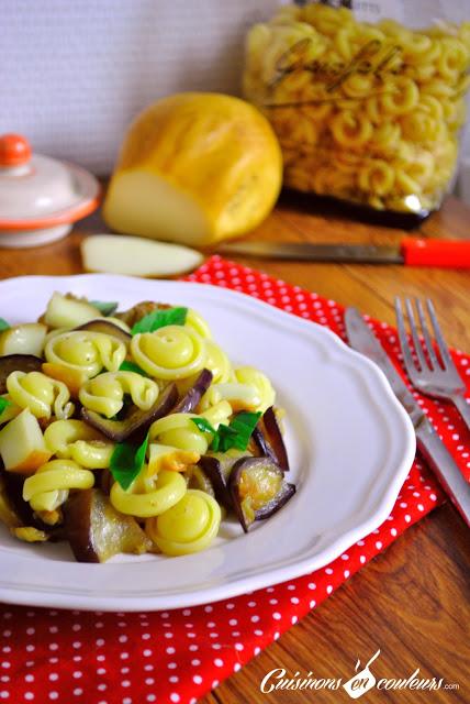 pates-aux-aubergines-1 - Cappelletti aux aubergines et scamorza fumée
