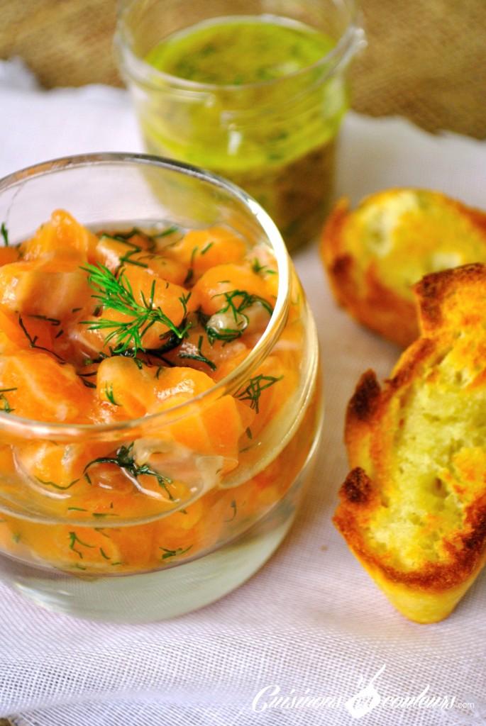 saumon-gravlax-1-685x1024 - Saumon gravlax et vinaigrette à l'aneth