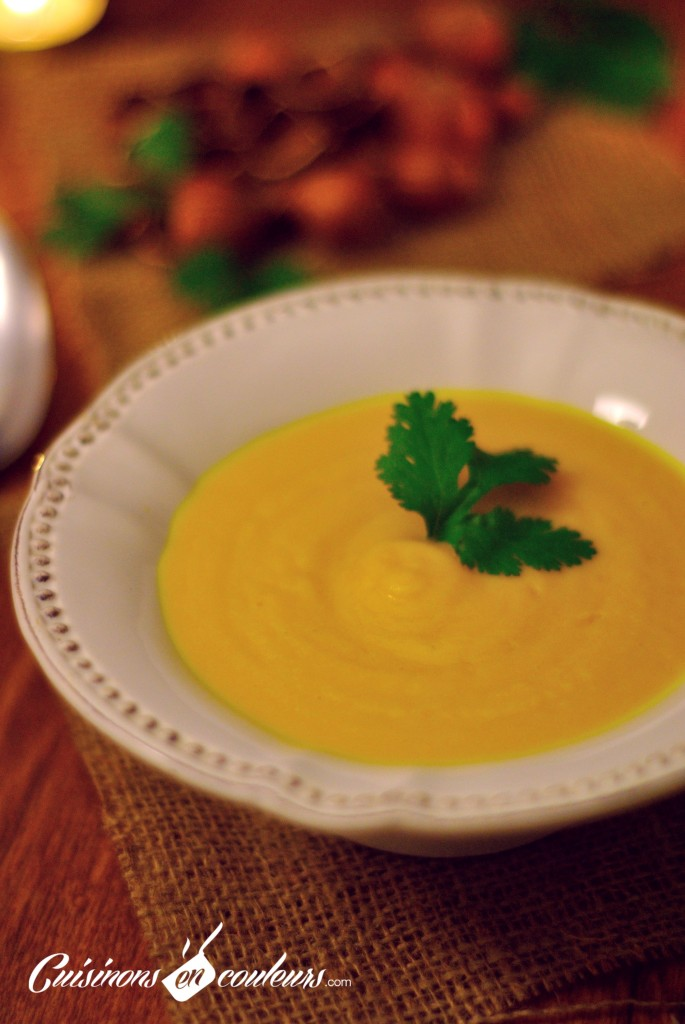 soupe-butternut-courge-1-685x1024 - Velouté aux légumes d'Automne