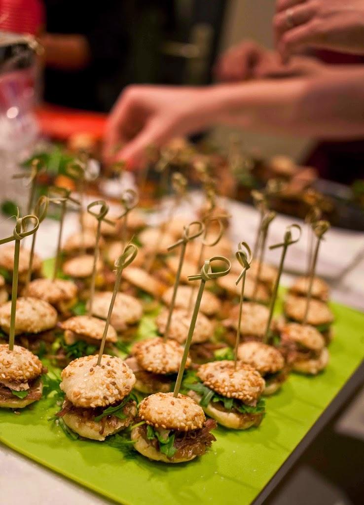 Burgers1 - Miam Box : Tiramisu fruité et quelques photos de la soirée !