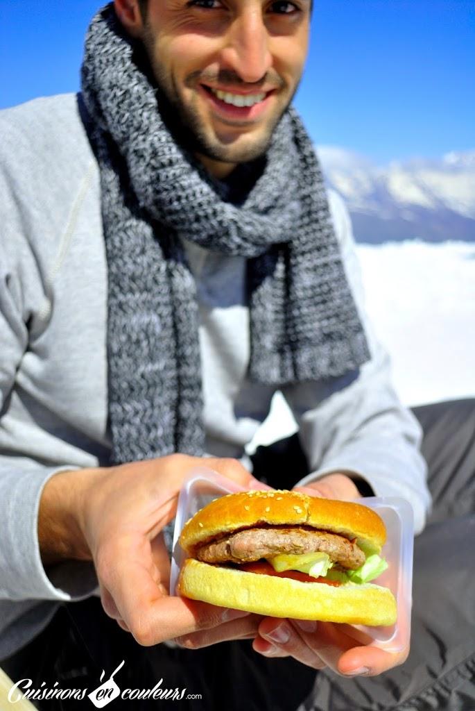 burger-cab-food-truck - Un Camion à Burger perché à 2386 m d'altitude : une expérience de FOU!