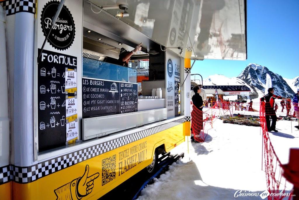 food-truck-au-sommet - Un Camion à Burger perché à 2386 m d'altitude : une expérience de FOU!