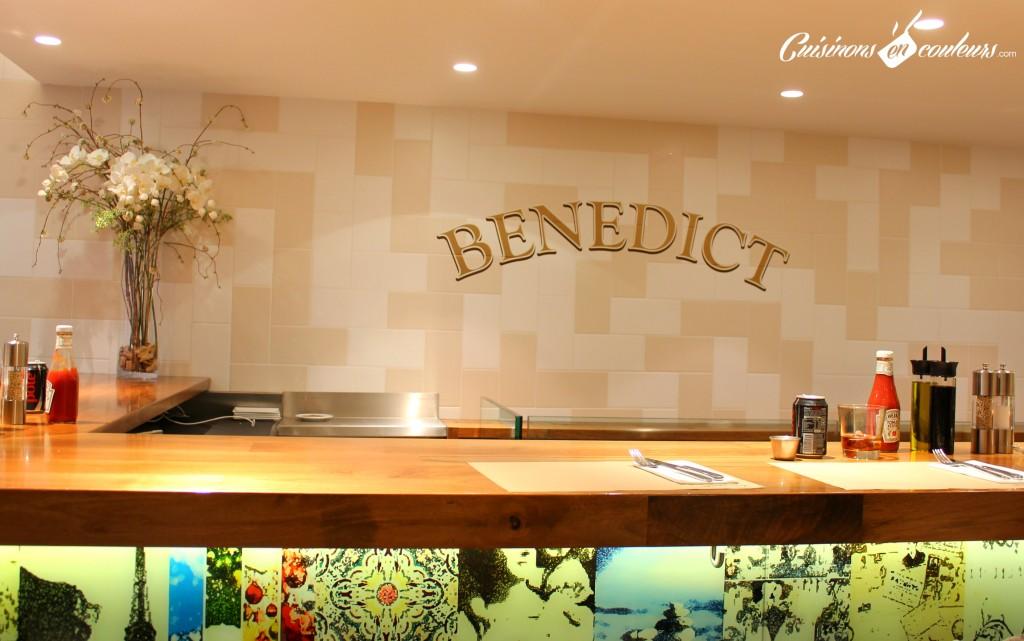 benedict-oeuf-marais-1024x641 - Benedict : une adresse pour des oeufs à toutes les sauces !