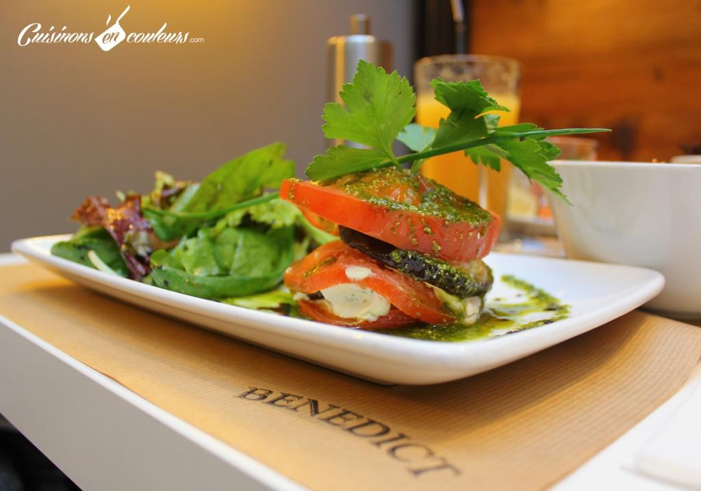 benedict-salade-paris-marais-1024x717 - Benedict : une adresse pour des oeufs à toutes les sauces !