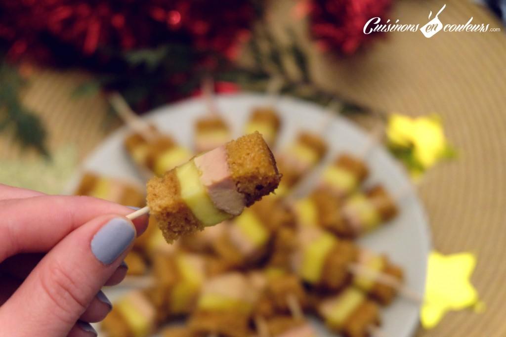 brochette-mangue-foie-gras-1024x682 - Brochettes de Foie Gras au pain d'épices et à la mangue