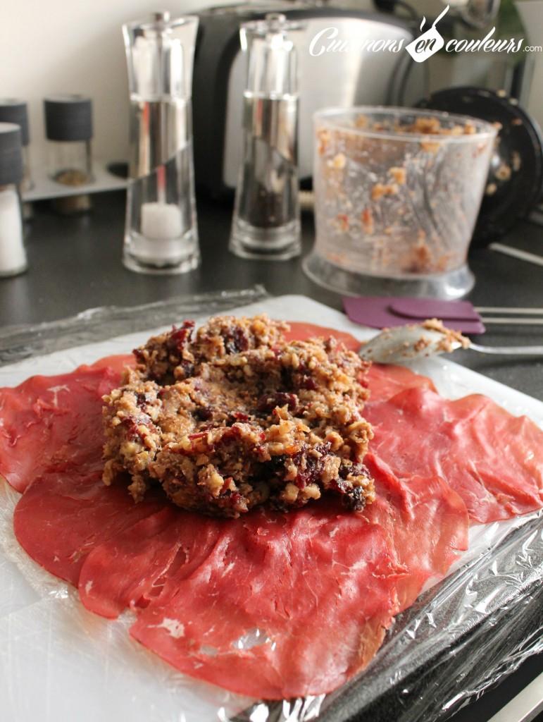 farce-roti-sucre-sale-771x1024 - Filet de bœuf feuilleté aux fruits secs et ma petite tête en video !