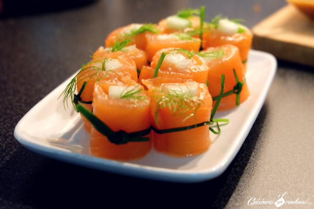 maki-de-saumon-fume-1024x682 - 12 idées de recettes avec des pommes