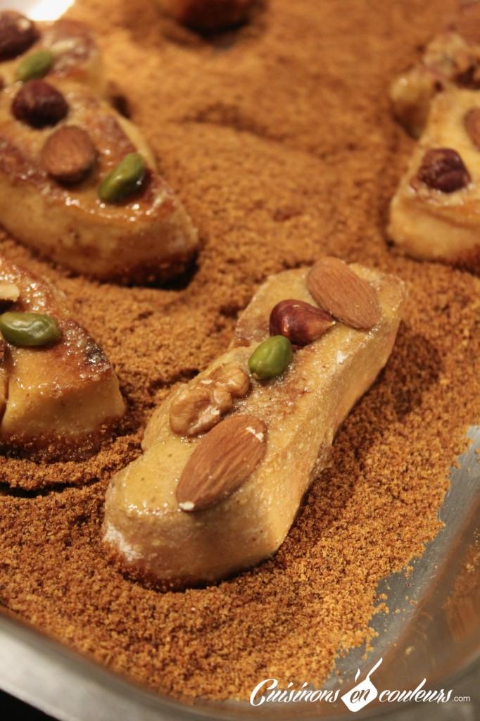 pain-depices-et-foie-gras-682x1024 - Epices et fruits de Noël autour du foie gras et le compte-rendu de l'atelier avec Luc Danjou