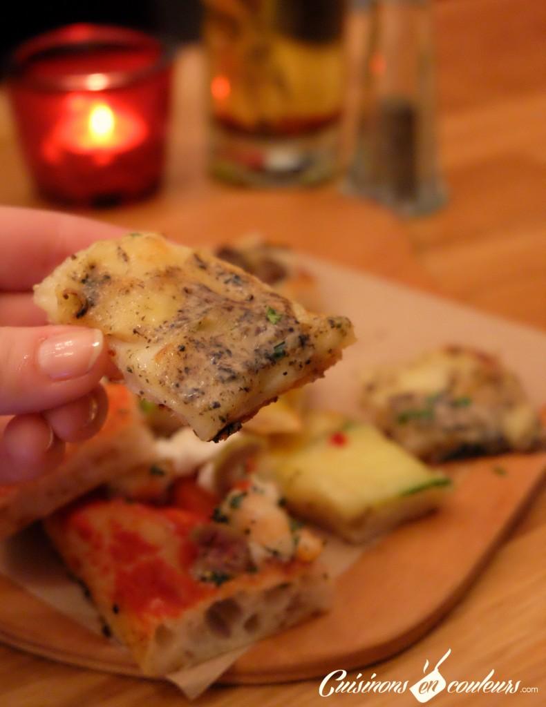 pizza-pommes-de-terre-crème-de-truffes-790x1024 - Al Taglio, un nouveau spot à pizza dans le 6ème !