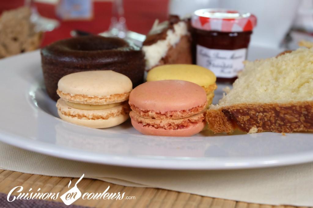 Assiette-sucrée-au-Galion-Paris-16-1024x682 - Le Galion, pour un brunch familial en bord de Seine !
