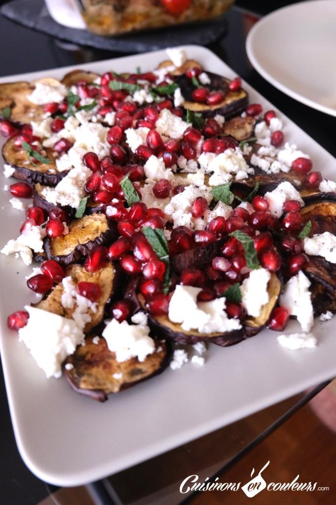 Cuisinons-En-Couleurs-Salade-daubergines-à-la-feta-et-aux-graines-de-grenade1-682x1024 - Salade d'aubergines à la feta et aux graines de grenade
