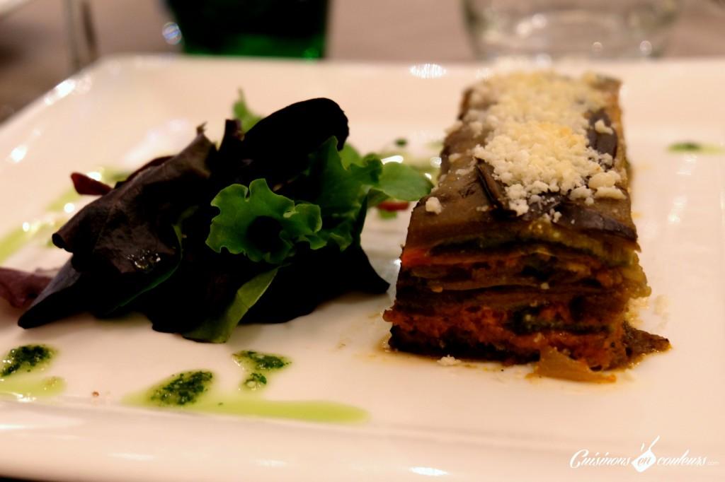 Lasagnes-de-légumes-au-pesto-Le-16-Haussman-1024x682 - Le 16 Haussmann, le restaurant du Paris Marriott Opéra Ambassador