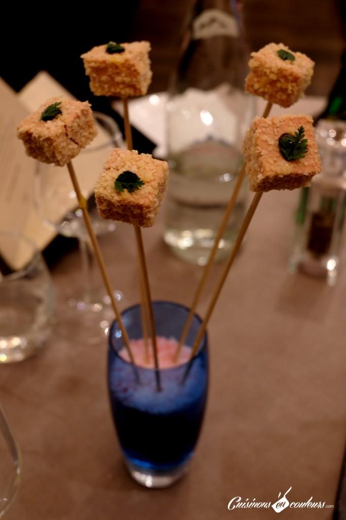 Sucettes-de-foie-gras-16-Haussman-682x1024 - Le 16 Haussmann, le restaurant du Paris Marriott Opéra Ambassador