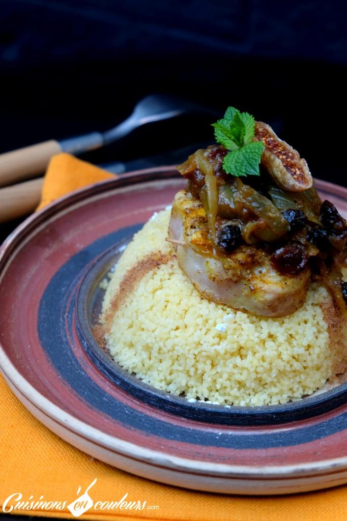 Couscous-Tfaya-682x1024 - Couscous au lapin Loeul&Piriot et tfaya