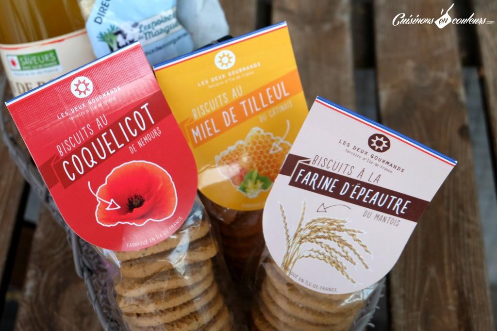 Biscuits-dIle-de-France-1024x682 - Manger local en Ile de France, c'est possible !