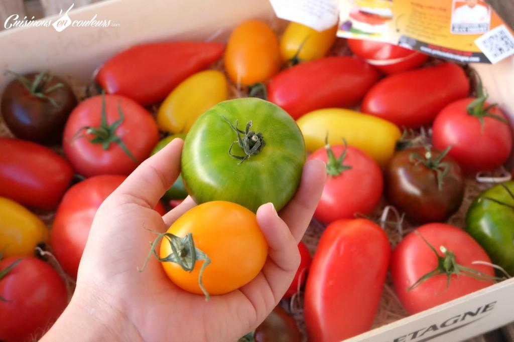 Caisse-de-tomates-anciennes-1024x682 - Tarte aux tomates anciennes et au thon