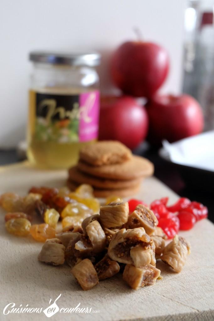 Pommes-au-four-682x1024 - Pommes au four farcies aux fruits secs