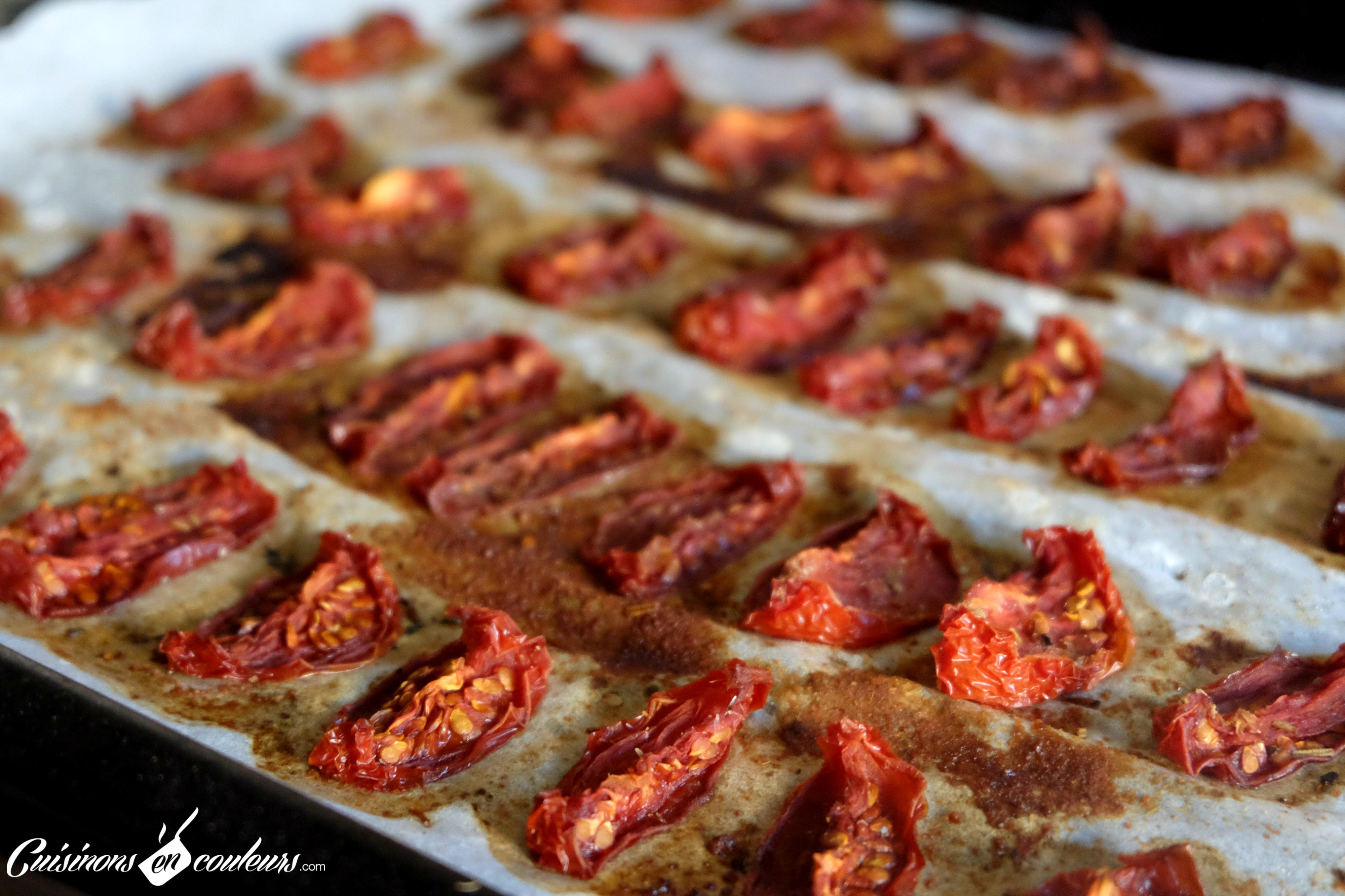 Réussir à faire des tomates séchées maison