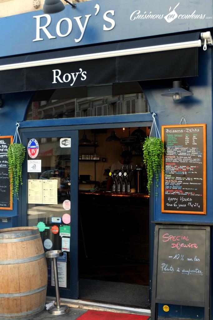 Roys-pub-682x1024 - Un burger au Roy's Pub