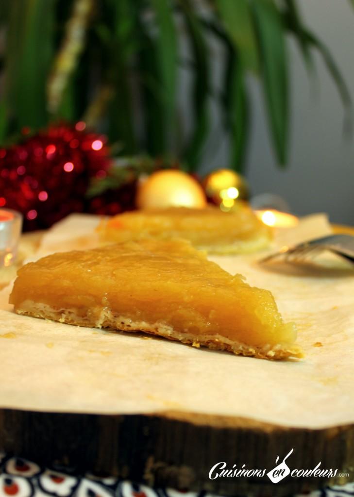 tarte-aux-pommes-729x1024 - Tarte aux pommes et à la cannelle... oui mais légère !