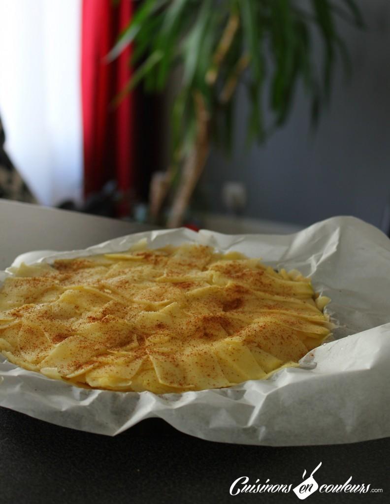tarte-pommes-conticini-792x1024 - Tarte aux pommes et à la cannelle... oui mais légère !