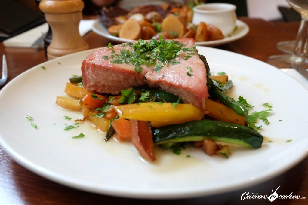 bistro-valois-thon-cuit-1024x682 - Le Bistrot Valois, une cuisine à la française