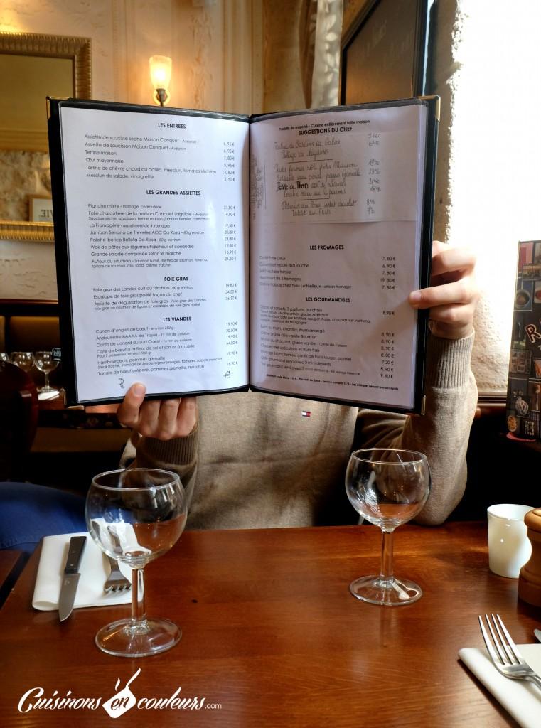 carte-bistro-valois-761x1024 - Le Bistrot Valois, une cuisine à la française
