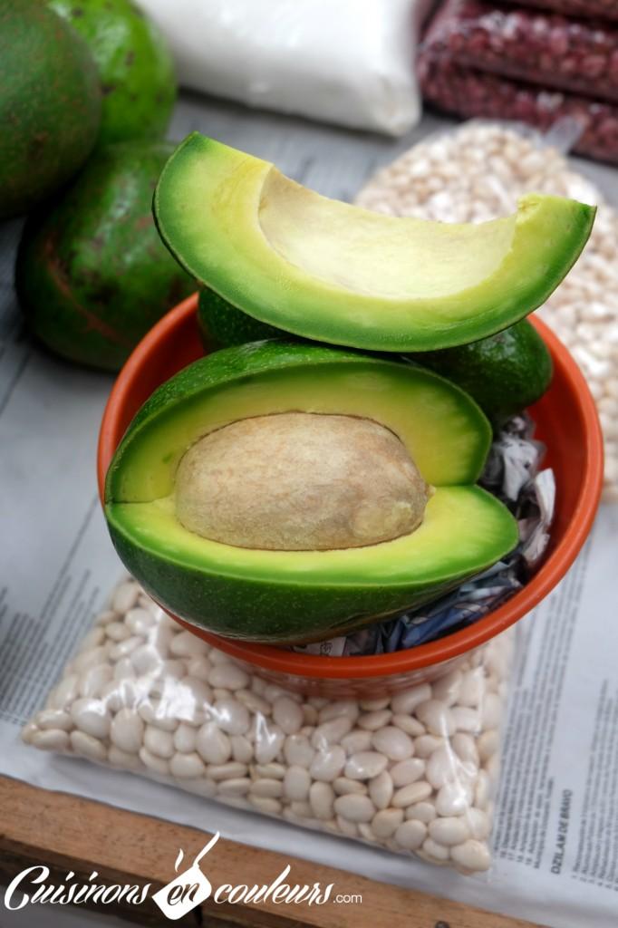 Avocat-pour-Guacamole-682x1024 - Guacamole, la recette mexicaine