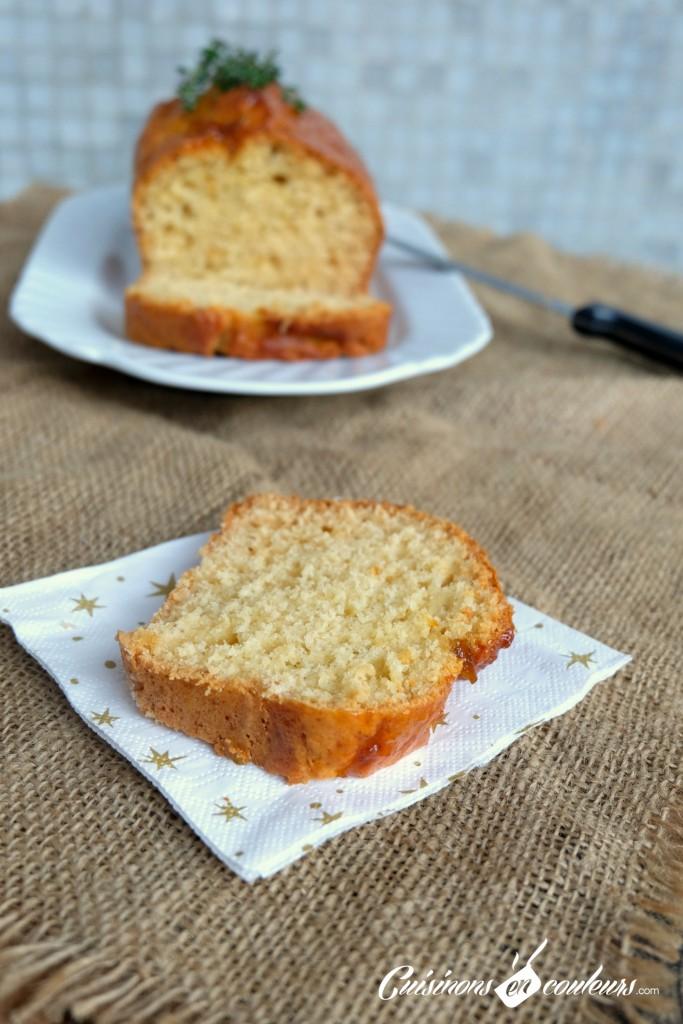 Cake-a-la-marmelade-doranges-683x1024 - Cake à la marmelade d'oranges amères
