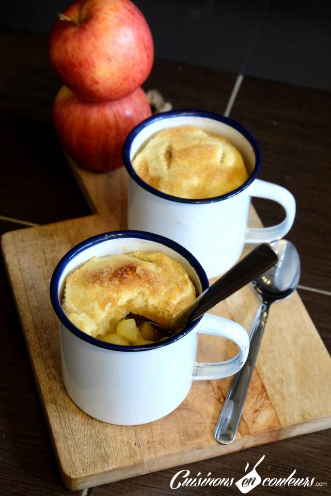 Cuisinons-en-couleurs-Apple-pie-in-a-jar-683x1024 - 12 idées de recettes avec des pommes