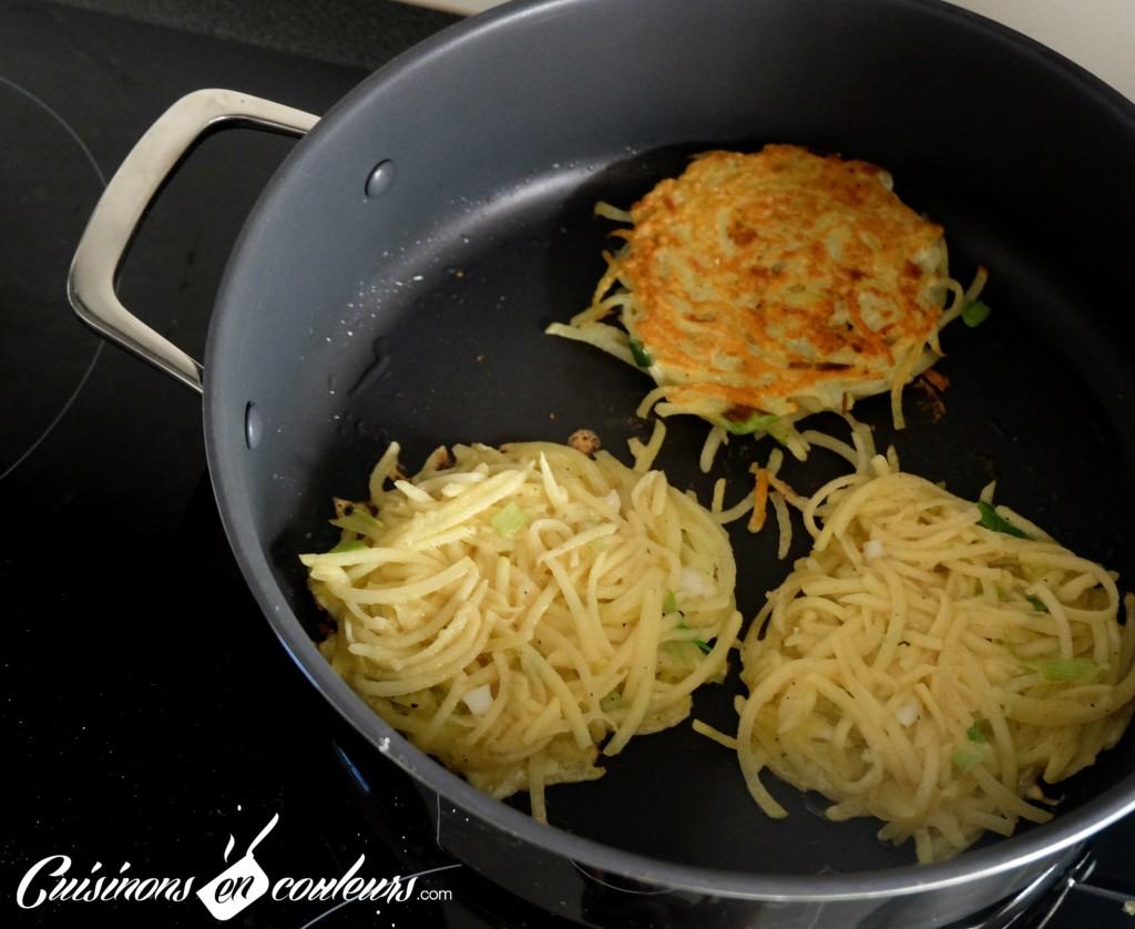 Cuisson-rostis-1024x838 - Röstis de pommes de terre