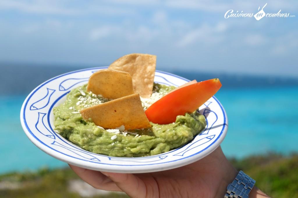 Guacamole-a-Tulum-1024x682 - Guacamole, la recette mexicaine