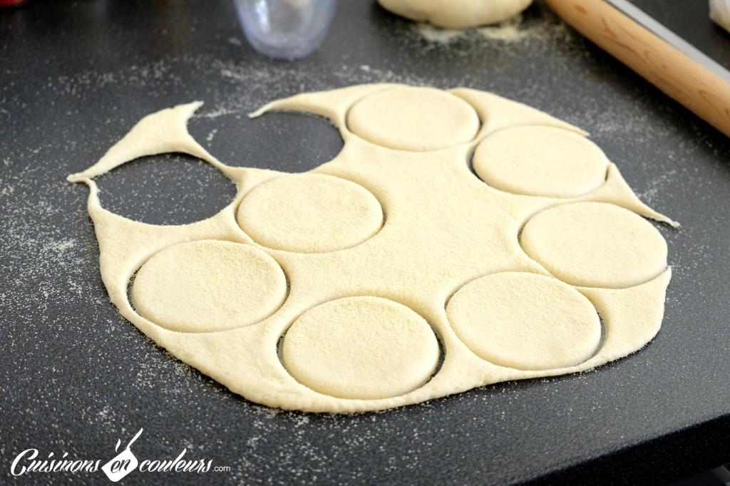 Batbout-1024x682 - Mini Batbout : Pain traditionnel marocain cuit à la poêle