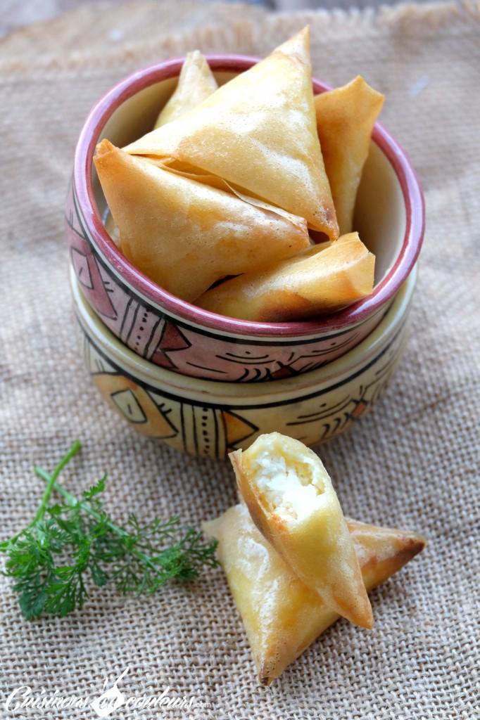 Briouates-au-fromage-682x1024 - Briouates au fromage Kiri et à l'ail