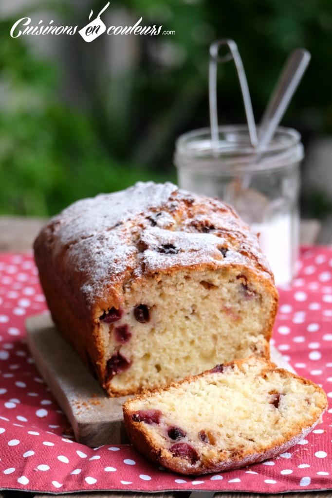Cake-aux-cerises-tres-facile-682x1024 - Cake aux cerises