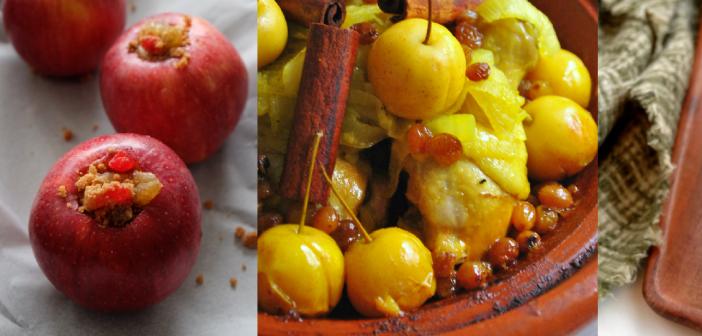 12 idées de recettes avec des pommes