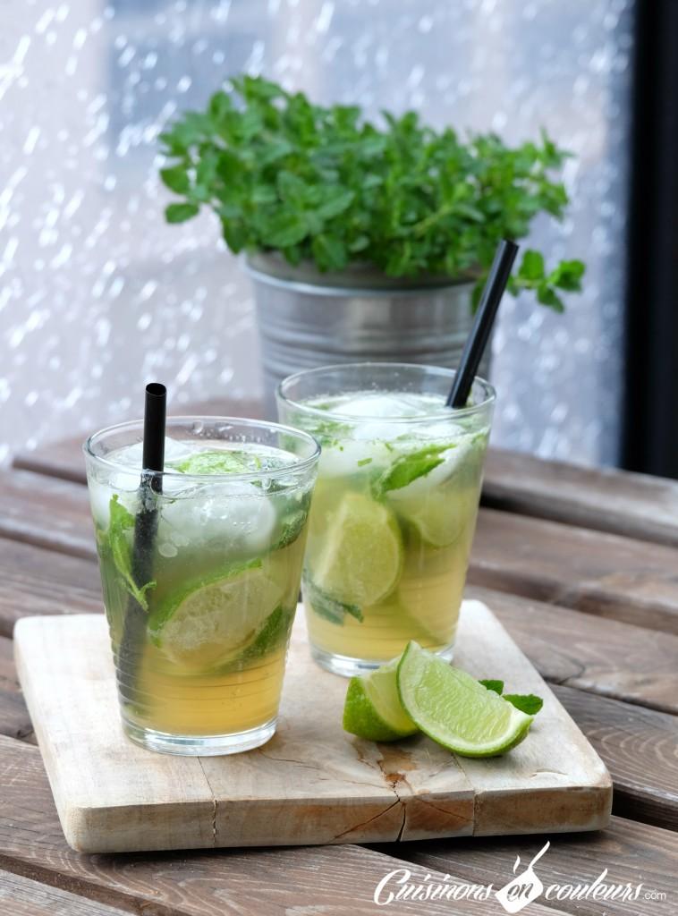 Mojito-sans-alcool-mais-delicieux-1-758x1024 - Virgin Mojito et un appareil Sodastream à vous faire gagner !