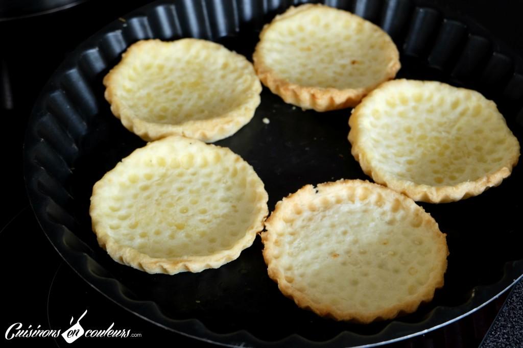 Tartelettes-pre-cuites-1024x682 - Tartelettes à la viande de veau et la béchamel