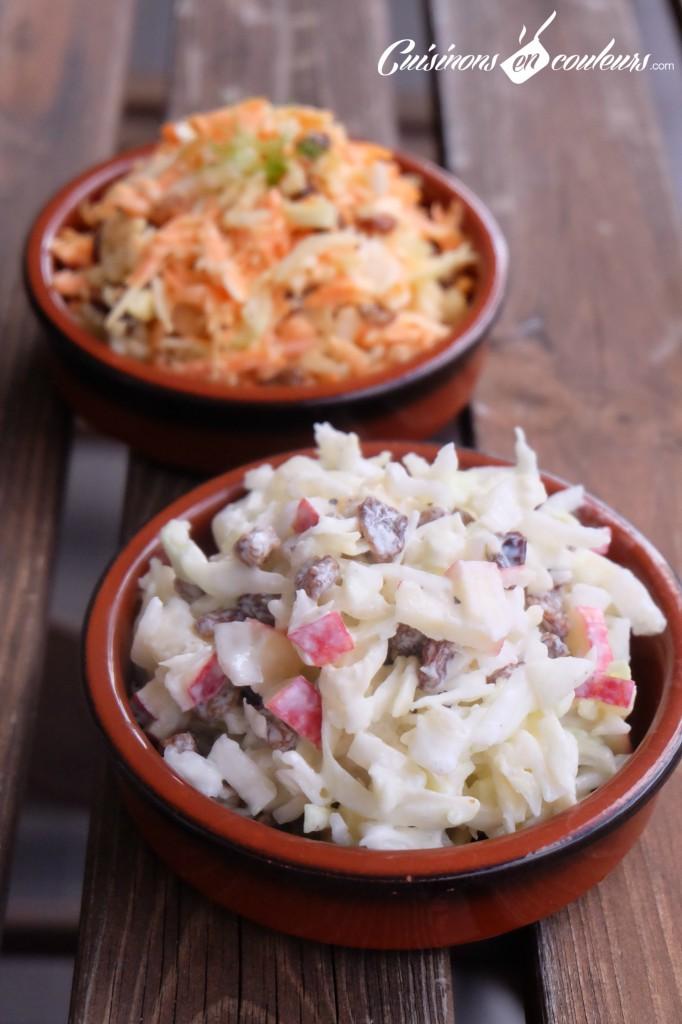 Coleslaw-blanche-682x1024 - Salade Coleslaw en 2 recettes