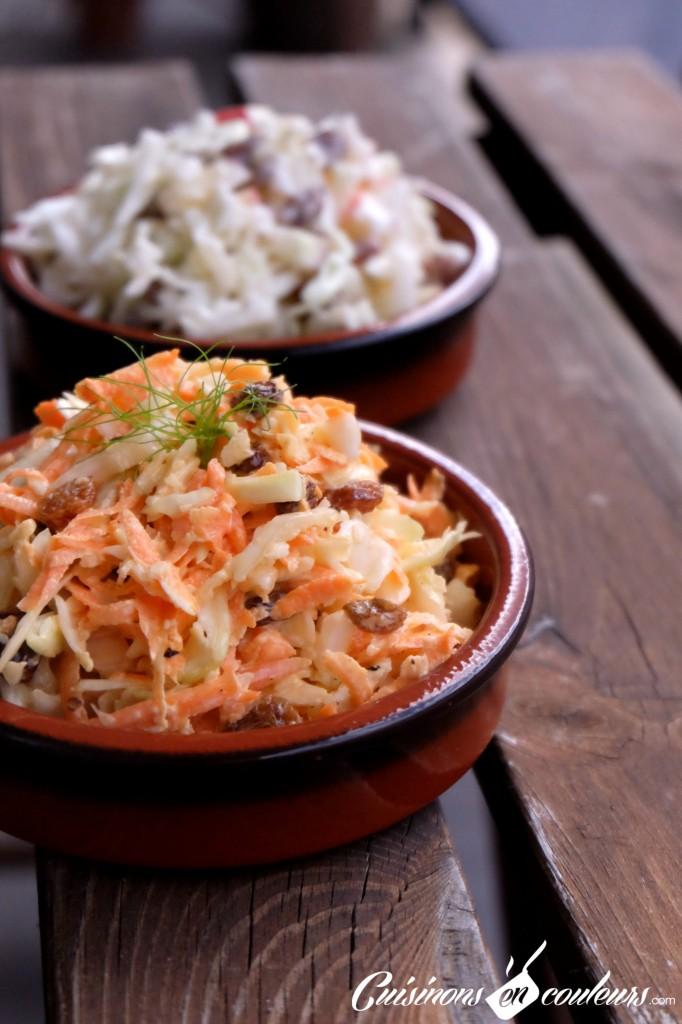 Coleslaw-facile-a-faire-682x1024 - Salade Coleslaw en 2 recettes