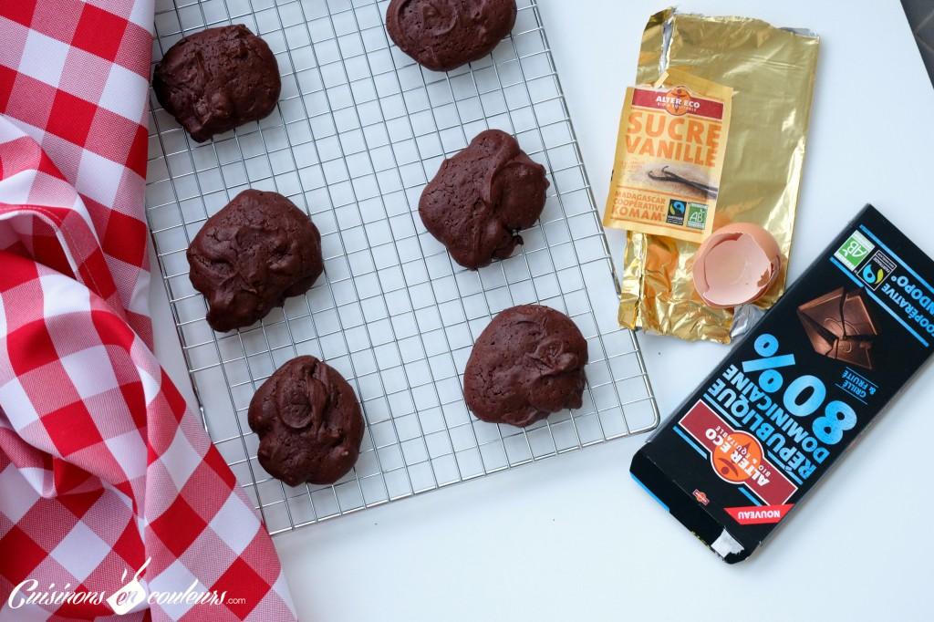 Coookies-au-chocolat-et-aux-noisettes-1024x682 - Brownie cookies aux pépites de chocolat et aux noisettes