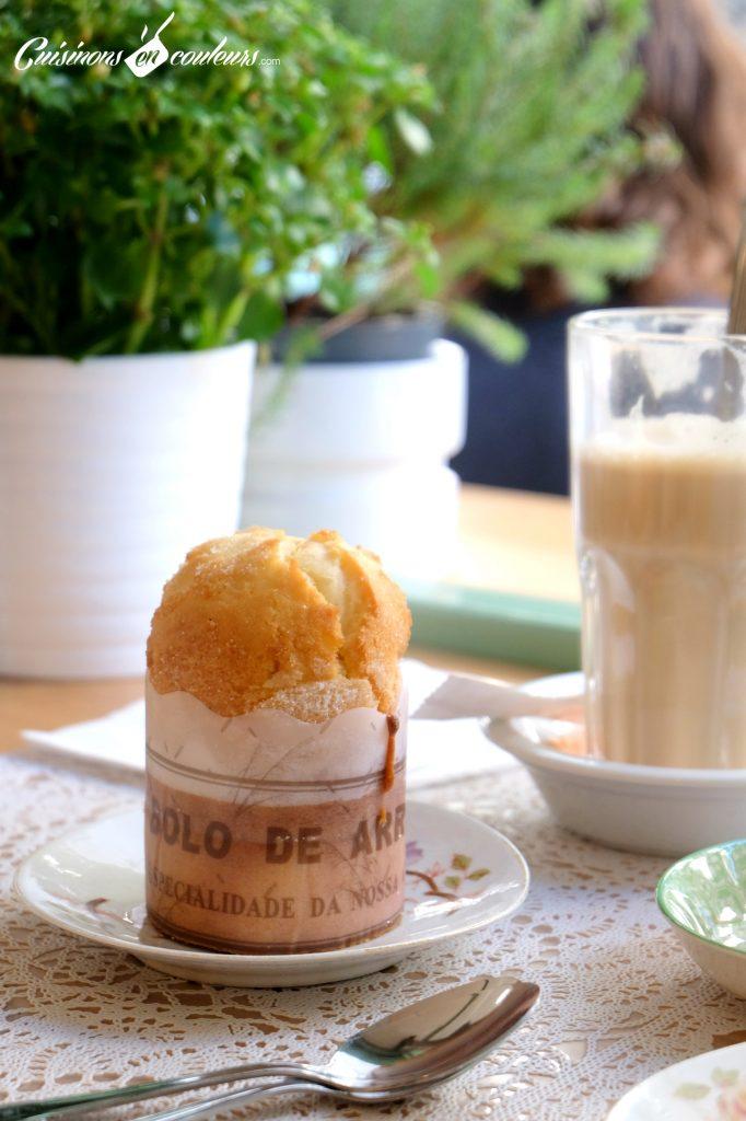 Bolo-de-arroz-682x1024 - DonAntonia Pastelaria, des gourmandises portugaises à Paris