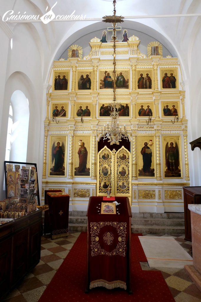 Cetinje-cathedrale-682x1024 - Deux semaines entre la Croatie, la Bosnie-Herzégovine et le Monténégro